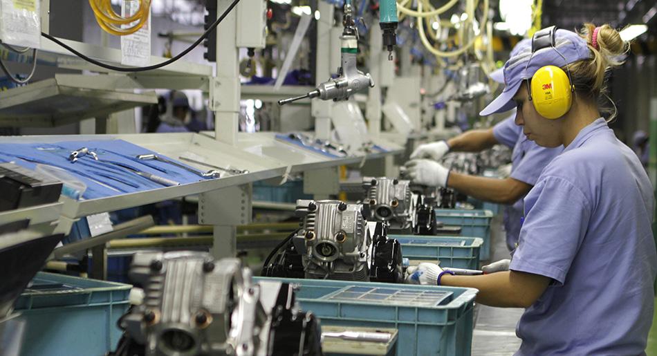 Amenizar o fardo sobre o setor industrial